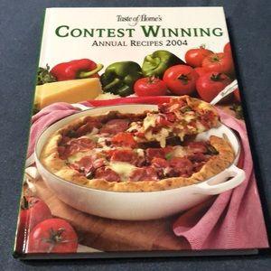Taste of Home Annual Cookbook 2004